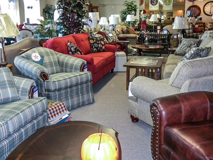 furniture 6074 - Sofas & Recliners